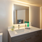 St Regis Bal Harbor Florida Contemporary Bathroom