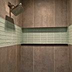 Porcelanosa City Nogal Vanity Modern Bathroom San