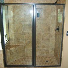 Traditional Bathroom by Ethos Kitchen & Bath LLC