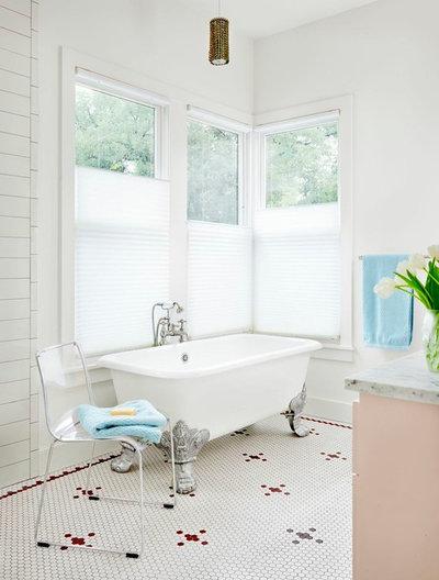 Beach Style Bathroom by Clayton&Little Architects