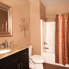 Traditional Bathroom by Acker Builders, Inc.