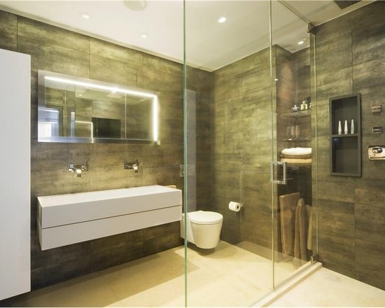 Modern Walk In ShowerModern Walk In Shower   Houzz. Modern Walk In Bathrooms. Home Design Ideas