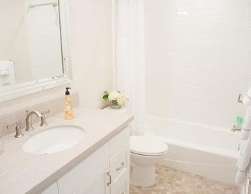 W Bathroom Reno