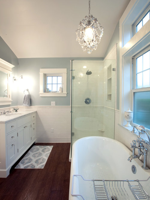 Seattle bathroom design ideas remodels photos for Bathroom remodel seattle