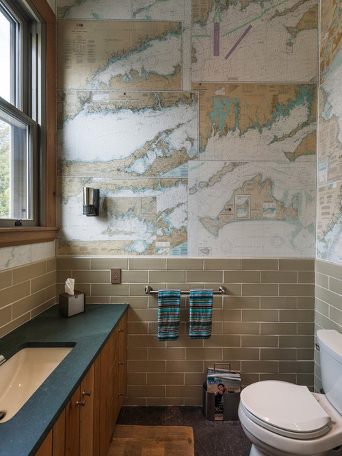 Paper Wall Tiles tile wall paper | houzz
