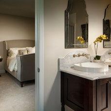 Traditional Bathroom by Charter Homes & Neighborhoods
