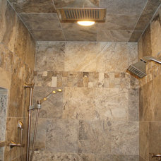 Traditional Bathroom by Julie Westerfield of       McDaniels Sales Company