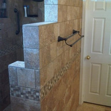 Traditional Bathroom by Novak Home Improvements LLC