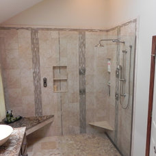 Contemporary Bathroom by Srw Contracting Inc