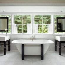 Mirror over window