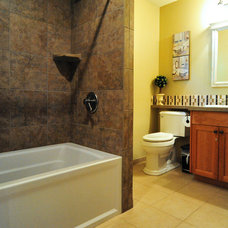 Traditional Bathroom by West Coast Homes
