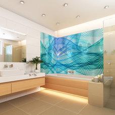 Contemporary Bathroom by Creative Design