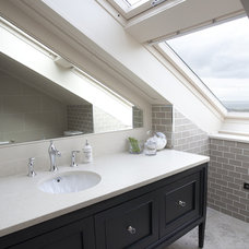 Traditional Bathroom by Wall Morris Design