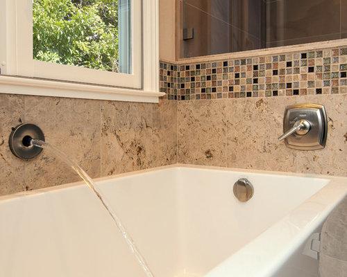 Bathroom specially designed for Universal Handicap Access.