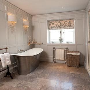 Wall Panelled Bathroom