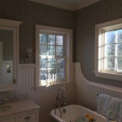 Bathrooms - Wallpaper Designs