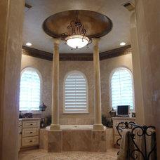Traditional Bathroom by Decorative Wall Designs