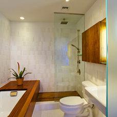 Contemporary Bathroom by bild DESIGN