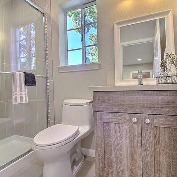 Walnut Creek Back Entry Mud/Laundry Room and Bathroom