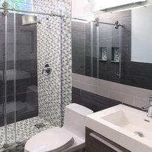 small 8x5 bathroom - an ideabookradhakalluri