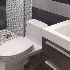 Modern Bathroom Nepacena Bathroom Remodel