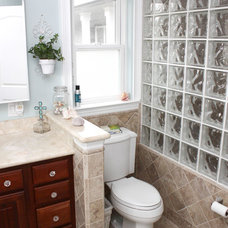 traditional bathroom by Kern's Construction