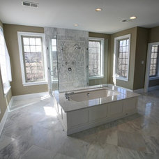 Traditional Bathroom by Goodier Baker Homes