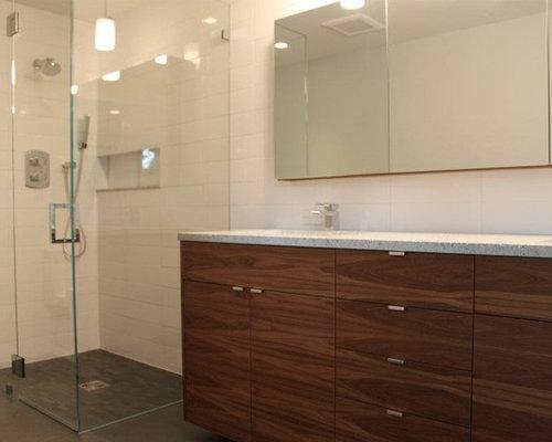 Semihandmade Ikea Bathrooms