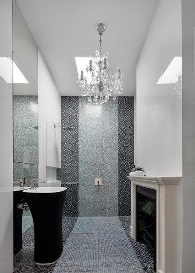 Contemporary Bathroom by Melbourne Design Studios (MDS)