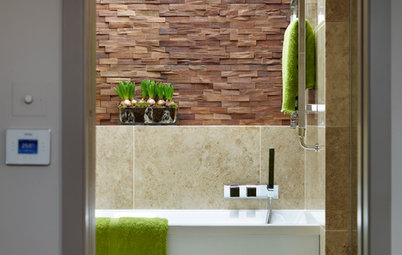 22 Ways to Work Gorgeous Textured Walls into Your Home
