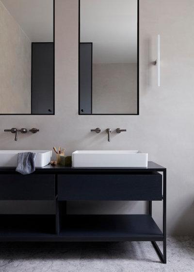 Modern Bathroom by DKN | JAMM Architecture + Design
