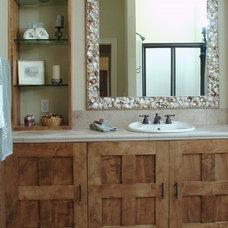 Beach Style Bathroom by Ware Design LLC