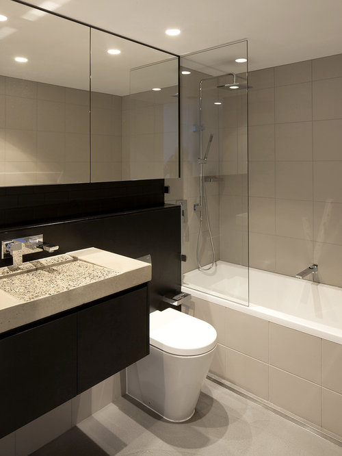 Industrial sydney bathroom design ideas renovations photos - Bathroom design sydney ...