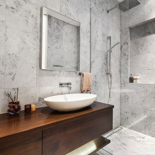 Carrara Marble Bathroom Ideas Photos