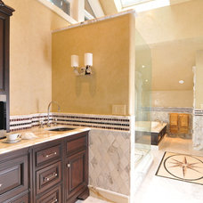 Traditional Bathroom by Signature Design & Cabinetry LLC