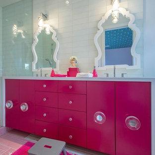 Modernes Badezimmer in Los Angeles