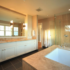 Traditional Bathroom by Warmington & North