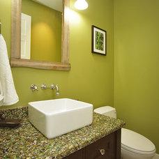 Traditional Bathroom by Warmington & North