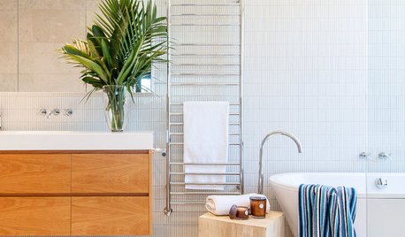 Not Ready to Renovate Your Bathroom? Try a Mini Makeover