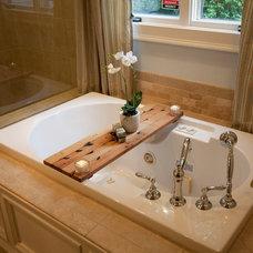 Traditional Bathroom by Atlanta Design Works
