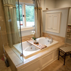 Traditional Bathroom by Atlanta Design Works
