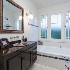 Beach Style Bathroom by The Value Of Architecture