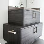 Leighton Residence Contemporary Bathroom Miami By