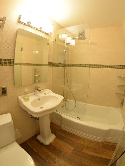 Washington D C Transitional Bathroom Remodel