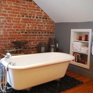 Washington DC Attic Bath