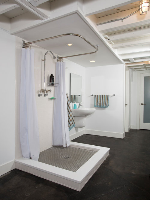 Best Basement Bathroom Design Ideas & Remodel Pictures | Houzz
