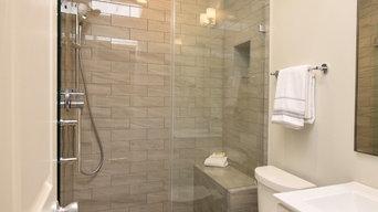 Washington, DC  Master Bath