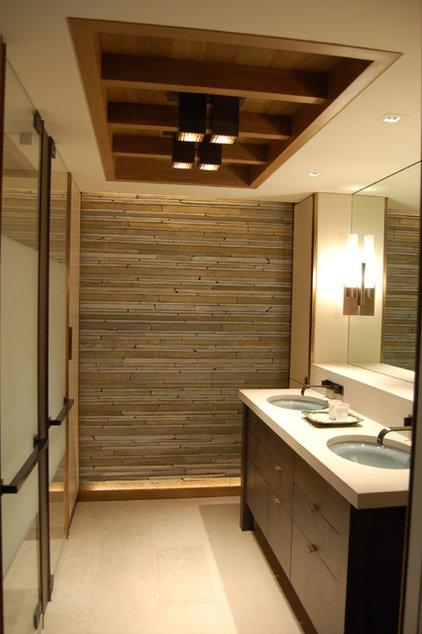 Contemporary Bathroom by Bosworth Hoedemaker