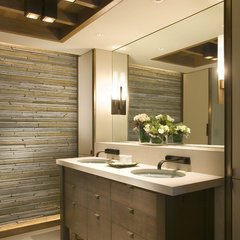 modern bathroom by Bosworth Hoedemaker