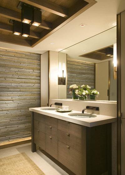 Contemporary Bathroom by Hoedemaker Pfeiffer